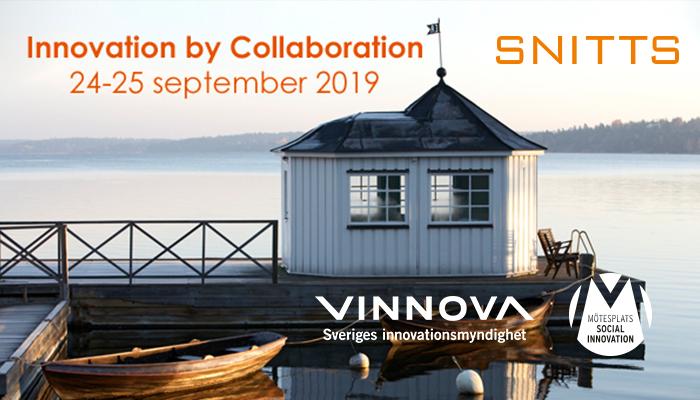 MSI deltar på Innovation by Collaboration – kampanjkod