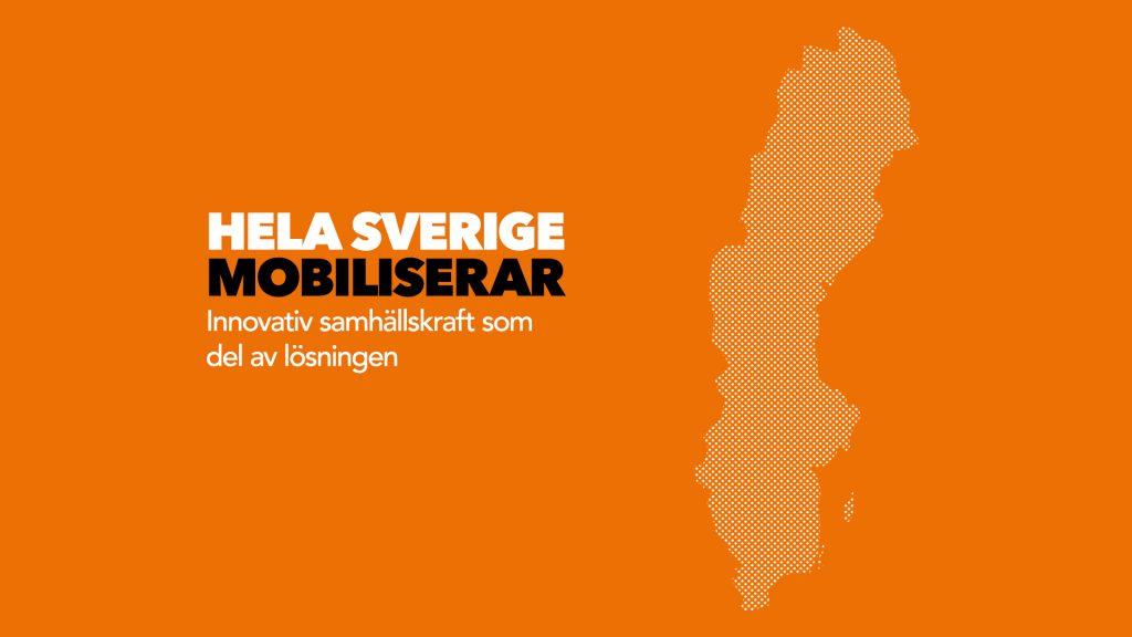 Hela Sverige mobiliserar