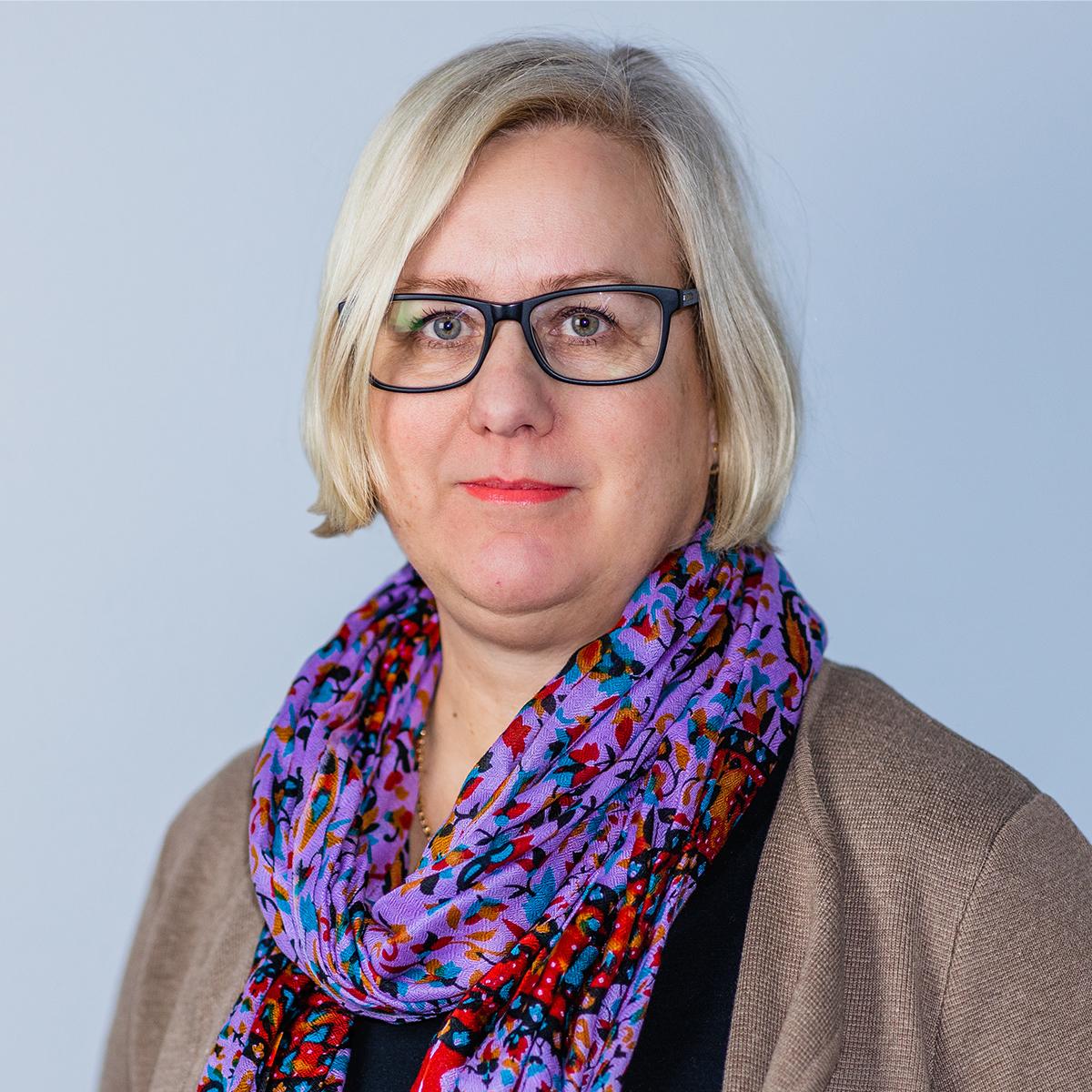 Marita Holst - Projektledare