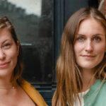 Sofie Wahlström och Elinor Samuelsson, grundare till Brightact.