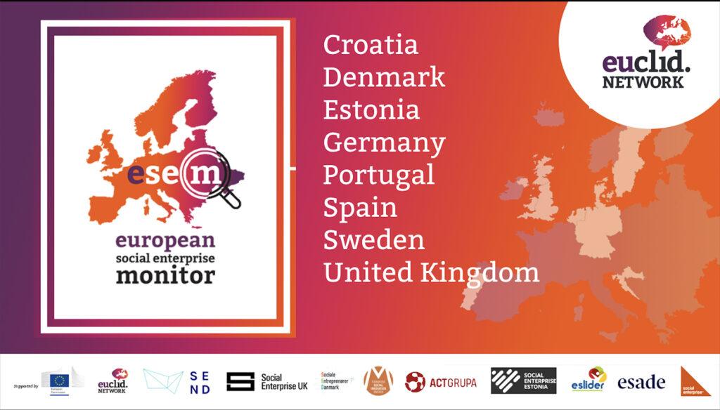 European Social Enterprise Monitor med svensk delrapport lanserad