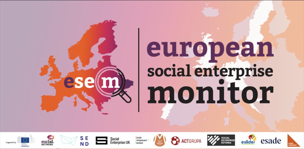 European Social Enterprise Monitor banner
