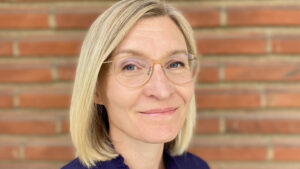 Sara Bjärstorp, verksamhetsledare, MSI