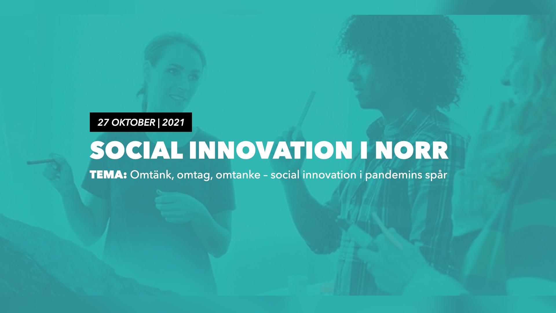Social Innovation i Norr